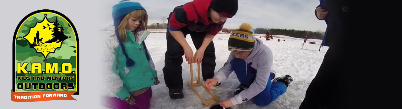 Kids And Mentors Outdoors