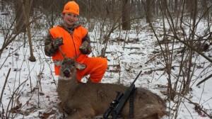 2013 joe hunt 1st deer